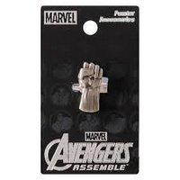 AVENGERS PEWTER LAPEL PIN Hulk fist 2