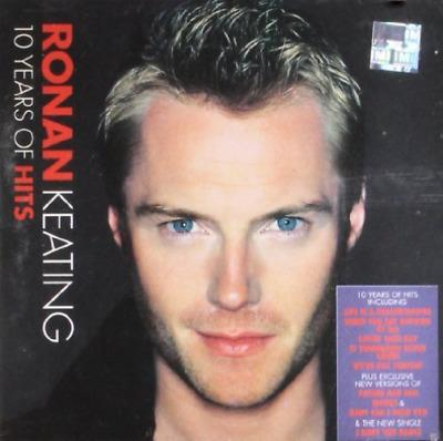 Ronan Keating 10 years of hits