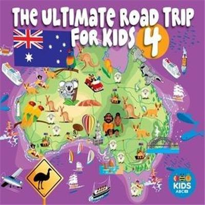 The Ultimate Road Trip For Kids Vol 4