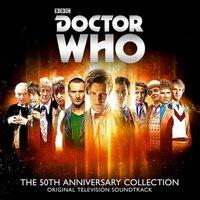 DR WHO 50TH ANNIVERSARY SOUNDTRACK