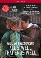 ALLS WELL THAT ENDS WELL. SHAKESPEARE