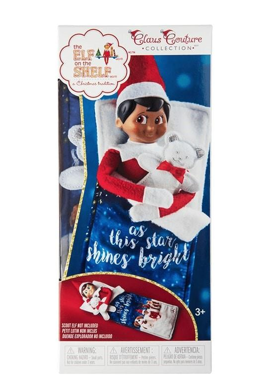 Claus Couture - Scout Elf Slumber Set - Elf on the Shelf