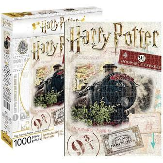 Harry Potter Hogwarts Express Ticket Puzzle 1000 p