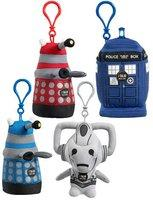 16 set of DOCTOR WHO PLUSH