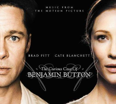 THE CURIOUS CASE OF BENJAMIN BUTTON SOUNDTRACK CD