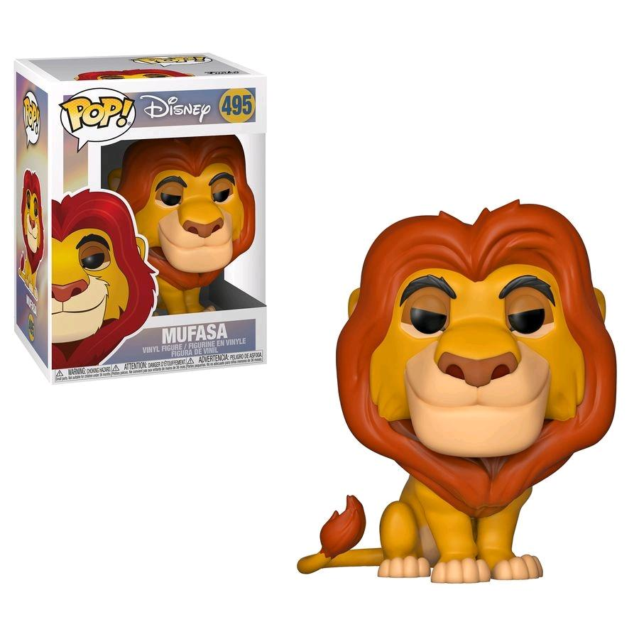 Lion King - Mufasa Pop! Vinyl