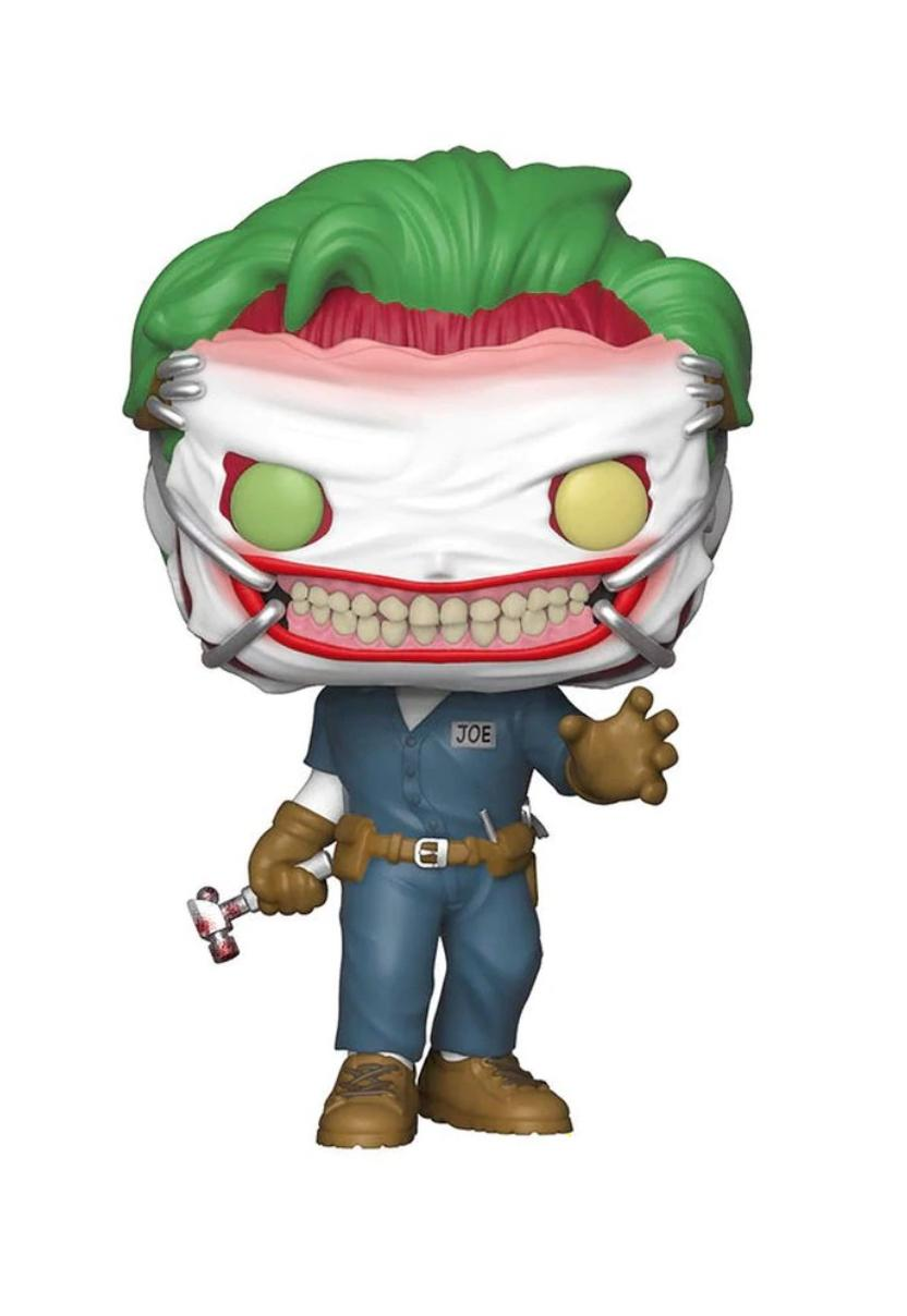 Batman - Joker (Death of the Family) US Exclusive
