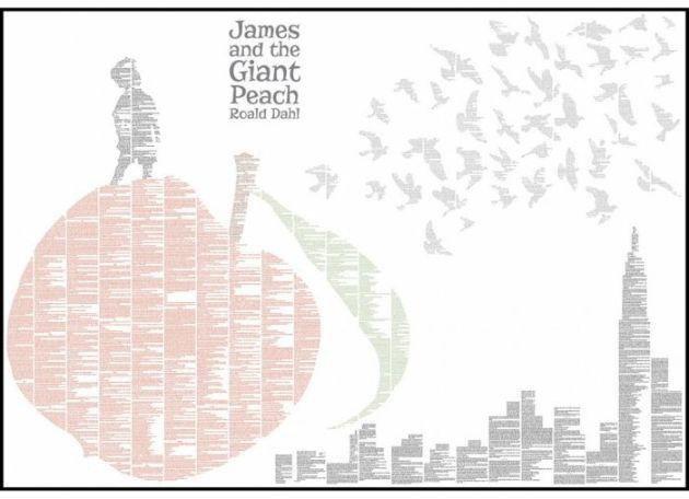 James & Giant Peach Colour Spineless Classic