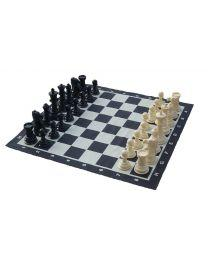 20cm (8 Inch) Giant Chess Set and Mat YG0355