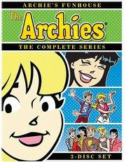 ARCHIE'S FUNHOUSE COMPLETE SERIES