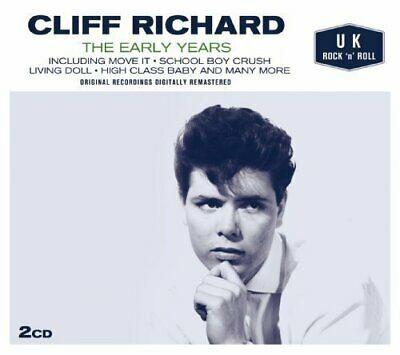 CLIFF RICHARD  THE EARLY YEARS