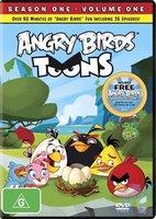 ANGRY BIRDS TOONS V1