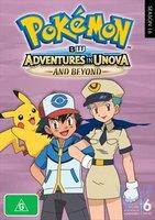 POKEMON ADVENTURES IN UNOVA & BEYOND