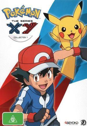 Pokemon The Series X & Y Collection 1