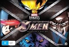 Marvel Knights Astonishing X-Men Collector's Gift