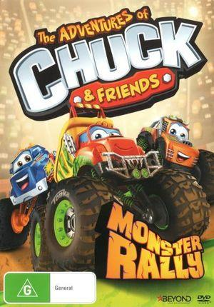 The Adventures of Chuck & Friends Monster Rally