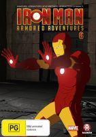 Iron Man - Armored Adventures V1