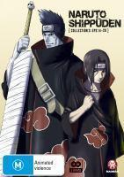 NARUTO SHIPPUDEN COLLECTION 02  EPS 14 - 26 DVD