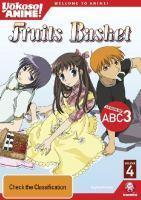 FRUITS BASKET ANIME EDITION #4