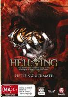 Hellsing Ultimate Collection 1 1-4