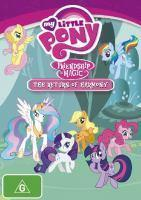 My Little Pony Friendship is Magic S2 Vol 1 Return of       Harmony
