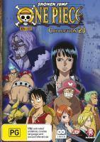 One Piece Uncut Collection 23 s5 eps 276-287