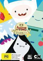Adventure Time S1-4 Box Set