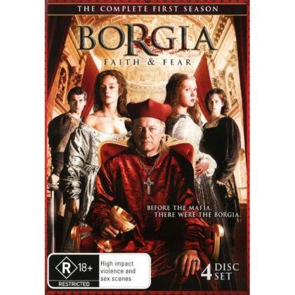 BORGIA FAITH & FEAR S1