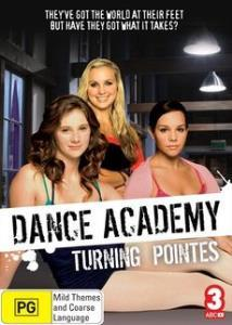 Dance Academy Turning Pointes