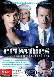 Crownies S1 Pt1