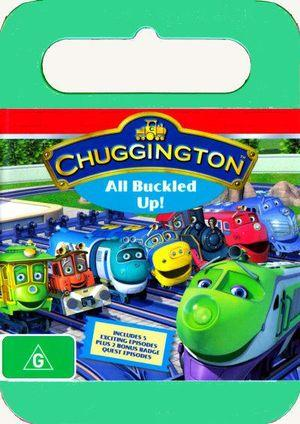 Chuggington All Buckled Up HB