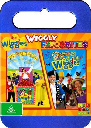 WigglesThe Pop Go The Wiggle/Sing a...
