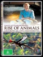 David Attenborough Rise of Animals