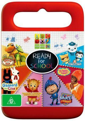ABC for Kids Ready for School