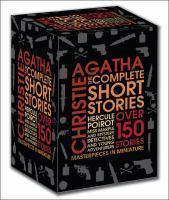 AGATHA CHRISTIE COMPLETE SHORT STORIES - MASTERPIECES IN