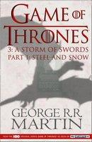 Game of Thrones A Storm Of Swords Part 1 [TV Tie-in Edition]