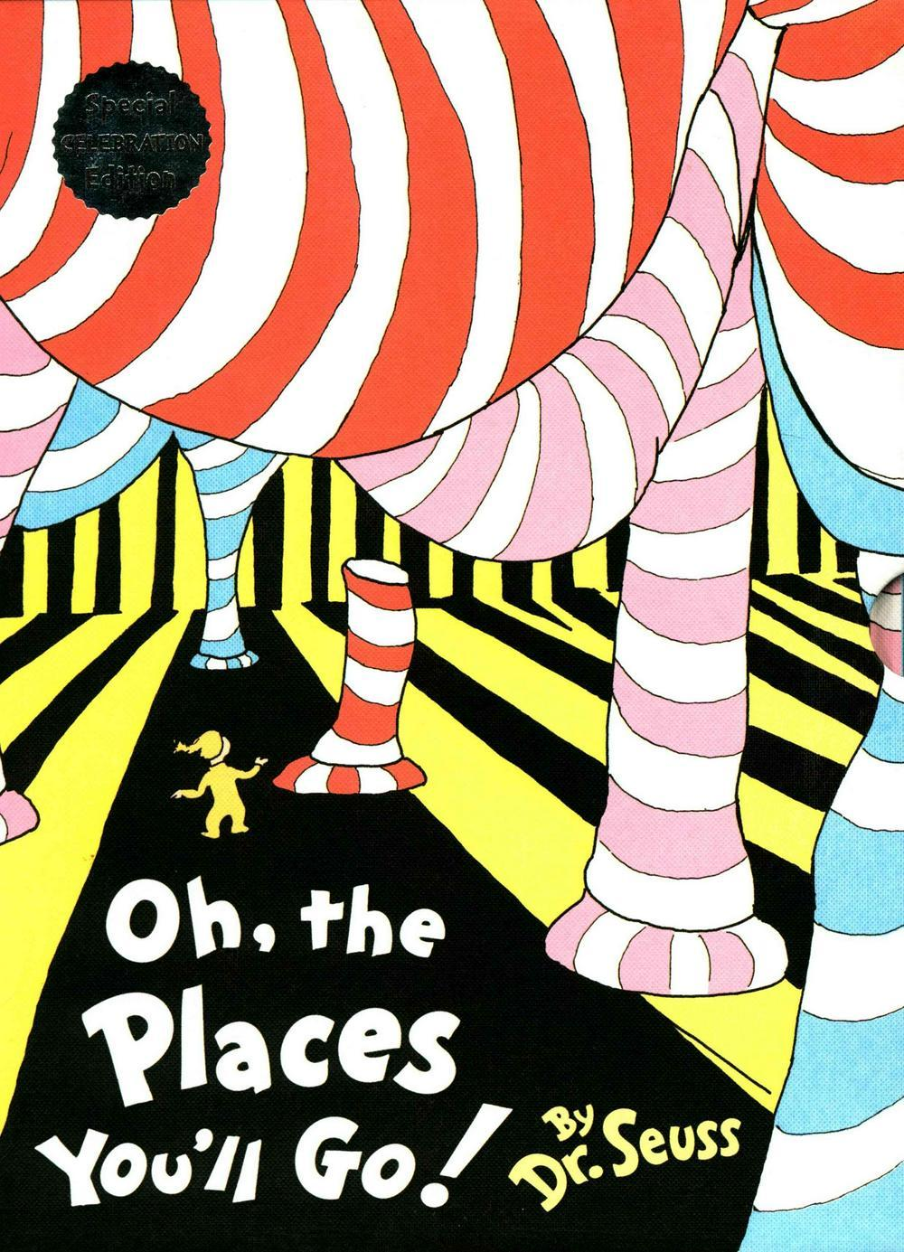 Oh the Places You'll Go Special Celebration Edition