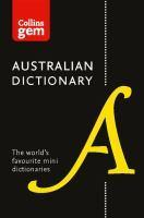 Collins Gem Australian Dictionary [11th Edition]