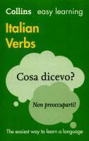 Collins Easy Learning Italian Verbs [Third Edition