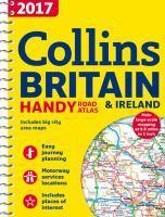 2017 Collins Handy Road Atlas Britain [New Edition