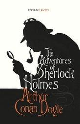 The Adventures of Sherlock Holmes Collins Classics