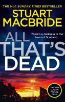 All Thats Dead Logan Mcrae Book 12