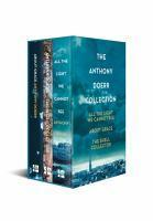 The Anthony Doerr Collection - All The Light We Cannot See  About Grace and The Shell Collector [Box Set Edition]