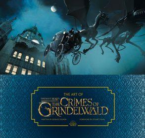 Art Of Fantastic Beasts The Crimes Of Grindelwald