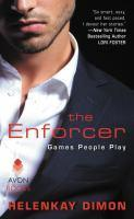 The Enforcer #6 Games People Play