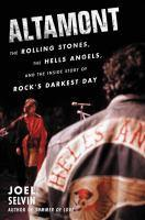 Altamont The Rolling Stones The Hells Angels An