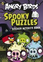 Angry Birds Spooky Puzzles Sticker Activity Book