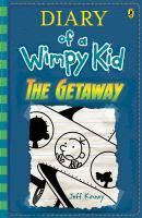 getaway DIARY OF A WIMPY KID #12