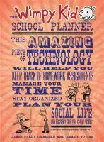 Wimpy Kid School Planner (2018 ed.) The