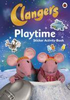 Clangers Playtime Sticker Activity Book